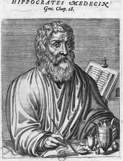 hippocrate histoire naturopathie
