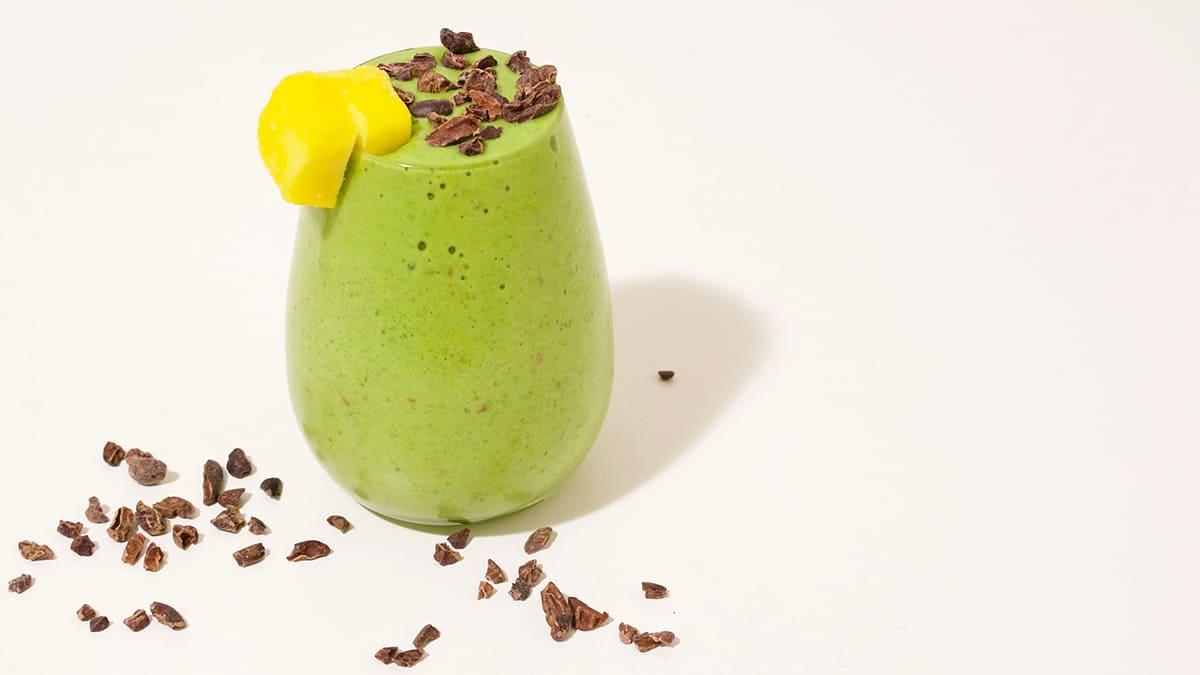 smoothie citron vert